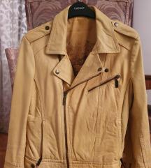 Strasivarius kozna jakna