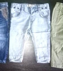 HM i Zara pantalone
