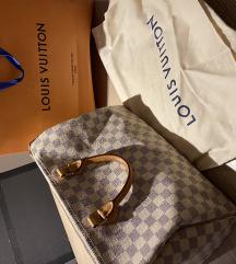 Louis Vuitton Original Speedy 35 Damier Azur
