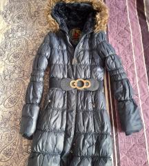 Zimska jakna dugačka