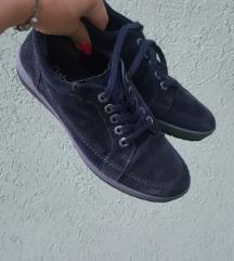 GABOR kozne teget cipele- patike 5 i 1/2 H