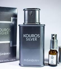 Yves Saint Laurent Kouros Silver - Dekant 5/10ml
