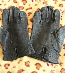 Muške rukavice od imitacije kože