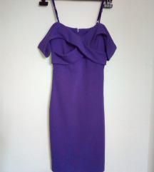 Nova ljubičasta haljina