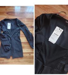 Zara kombinovana bluza, nova sa etiketom