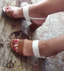 HOGL vrhunske kozne sandale NOVE