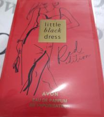 Little Black Dress - Red