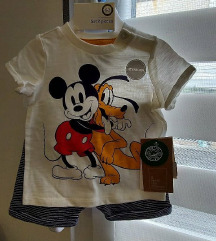 mickey mouse komplet