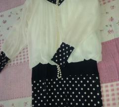Svecana haljina za devojcice, velicina 12