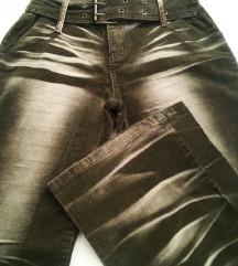 Vintage Retro pantalone br. 44