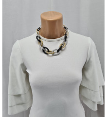 Efektna ogrlica sa alkama