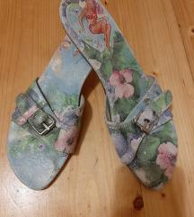 KOWALSKI papuce sa malom stiklom