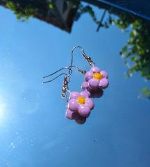 ručno radjene mindjuše: cvetići