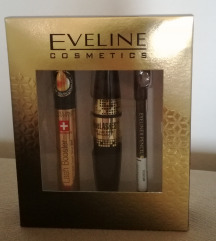 Nov Eveline set - maskara, serum, olovka *SNIŽENO*