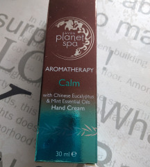 Aromatherapy calm krema za ruke sa uljima