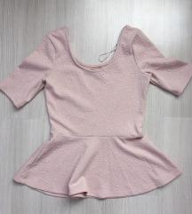 Bluzica puder roze
