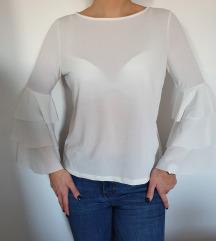 Bela bluza marke Gina Tricot