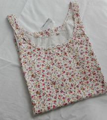 C&A bela cvetna majica NOVO sa etiketom