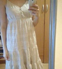 Bez letnja haljina L