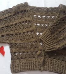 P....S.... džemper bolero, vel. S/M