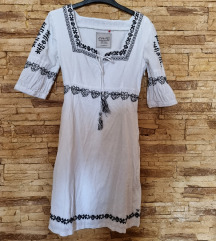 Esprit bela haljina