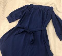 NOVA haljina - tunika sa spuštenim ramenima