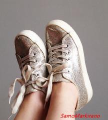 Sweet shoes srebrne šljokice