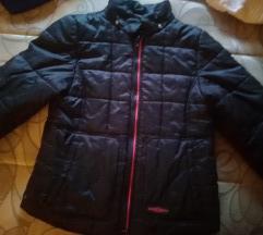 Crna kratka jakna L