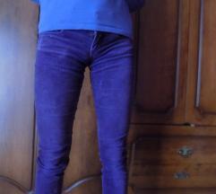 Somot ljubičaste pantalone-Terranova