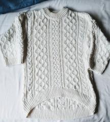 H&M oversize džemper