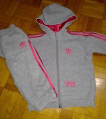 Adidas trenerka komplet za devojčice