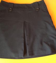 Francuska crna suknja