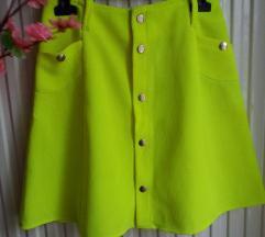 Neon suknjica