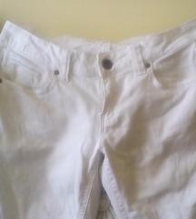 Dugački šorts, jeans bele bermude, Amisu