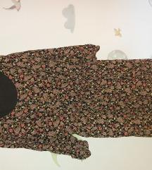 Boho jesenja haljinica