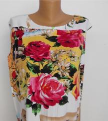 pamucna haljina hand made L/XL
