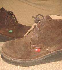 Kickers braon cipele /SNIZENO