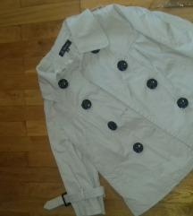 Siva jaknica kaputic