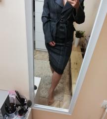 Sivi kostim
