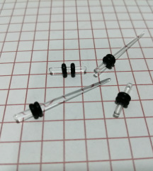 Prosirivaci za usi + plagovi 1.6mm