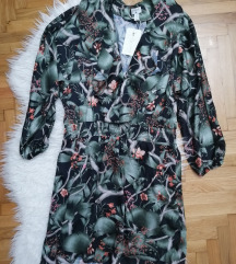 H&M & Johanna Ortiz elegantna haljina NOVO