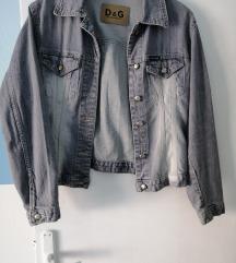 SNIŽENA NA 1200 ORIGINAL teksas jakna D&G