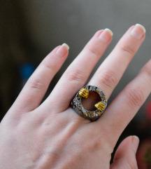 Neobičan escape prsten od čelika