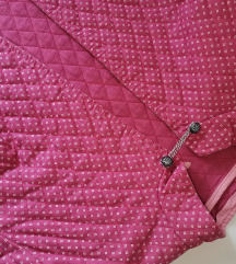 Pink crop stepana jaknica/blejzer