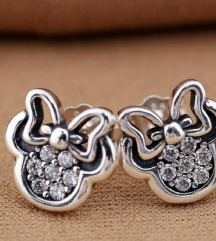 Pandora Mini Maus mindjuse srebro