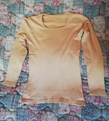 Zlatna pamucna majica