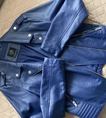 Clockhouse efektna bajkerska kožna jakna