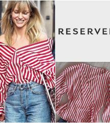 RESERVED moderna stripes bluza M