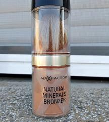 MAX FACTOR natural minerals bronzer
