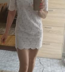 Massimo bela haljina XS/S